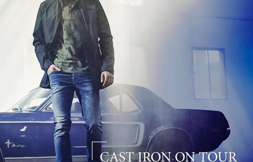 CAST IRON ON TOUR 12 MEI 2018
