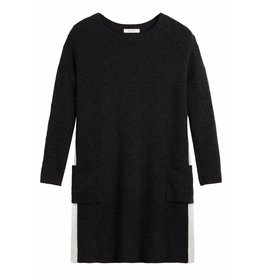Sandwich 21001400 80073 Sandwich Pullover Long Sleeves Black