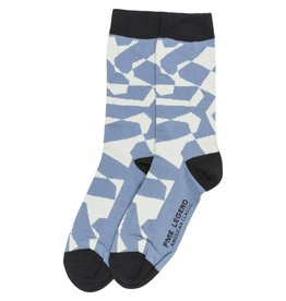 PME Legend PAC191300 5237 PME Legend Sock box Cotton mix socks Aegean Blue