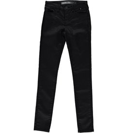 Geisha 91515-10 999 Geisha Coated 5 pocket jeans with studs black