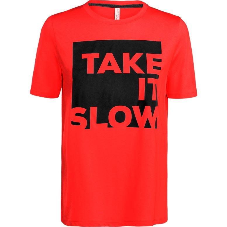 Summum 3s4308-30077 355 Summum Short sleeve take it slow Rose red