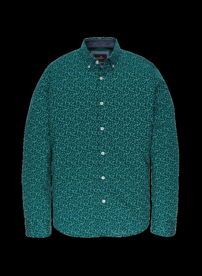 VSI197400 6064 Vanguard long sleeve shirt cf print Alpine Green