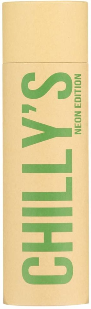 Chilly Chilly Bottle Neon green 500 ml