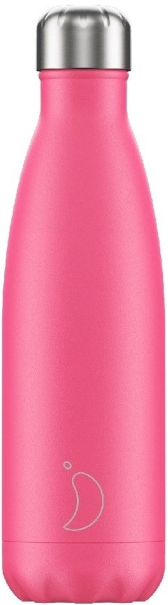 Chilly Chilly Bottle Neon Pink 500 ml