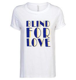 Summum 3s4386-30124 191 Summum Tee blind for love short slv Shell
