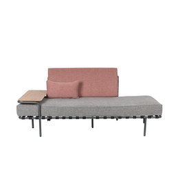 Zuiver Zuiver Sofa Star Pink/Grey
