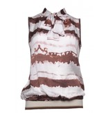 20to 20to122-L 002 20to Haltertop Tie dye off white