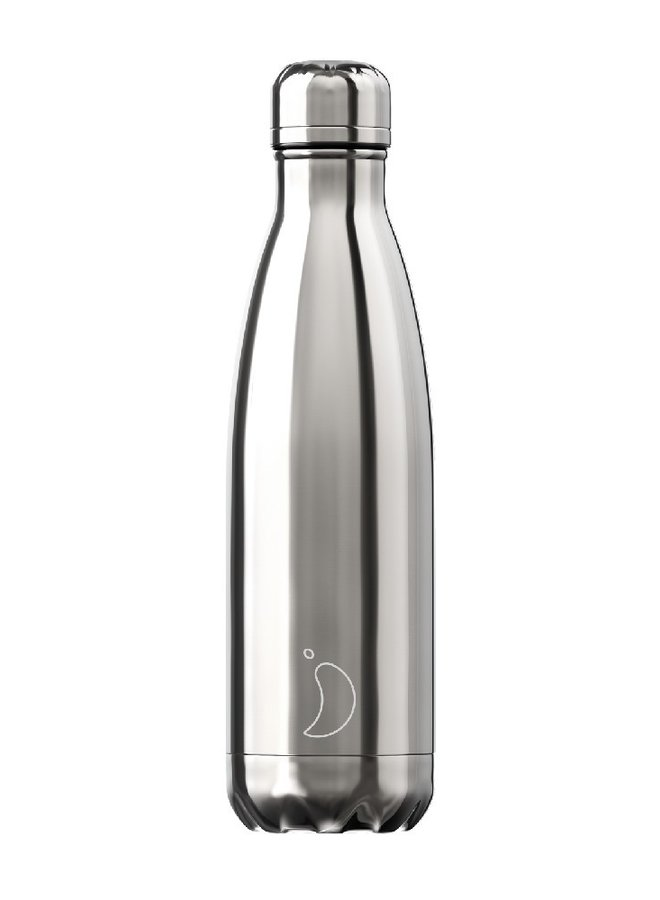 Chilly Bottle Silver 500ml