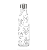 Chilly Chilly Bottle Line art Leaves 500ml
