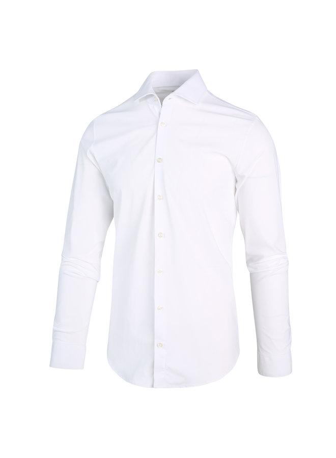 2191.22 Blue Industry Shirt white