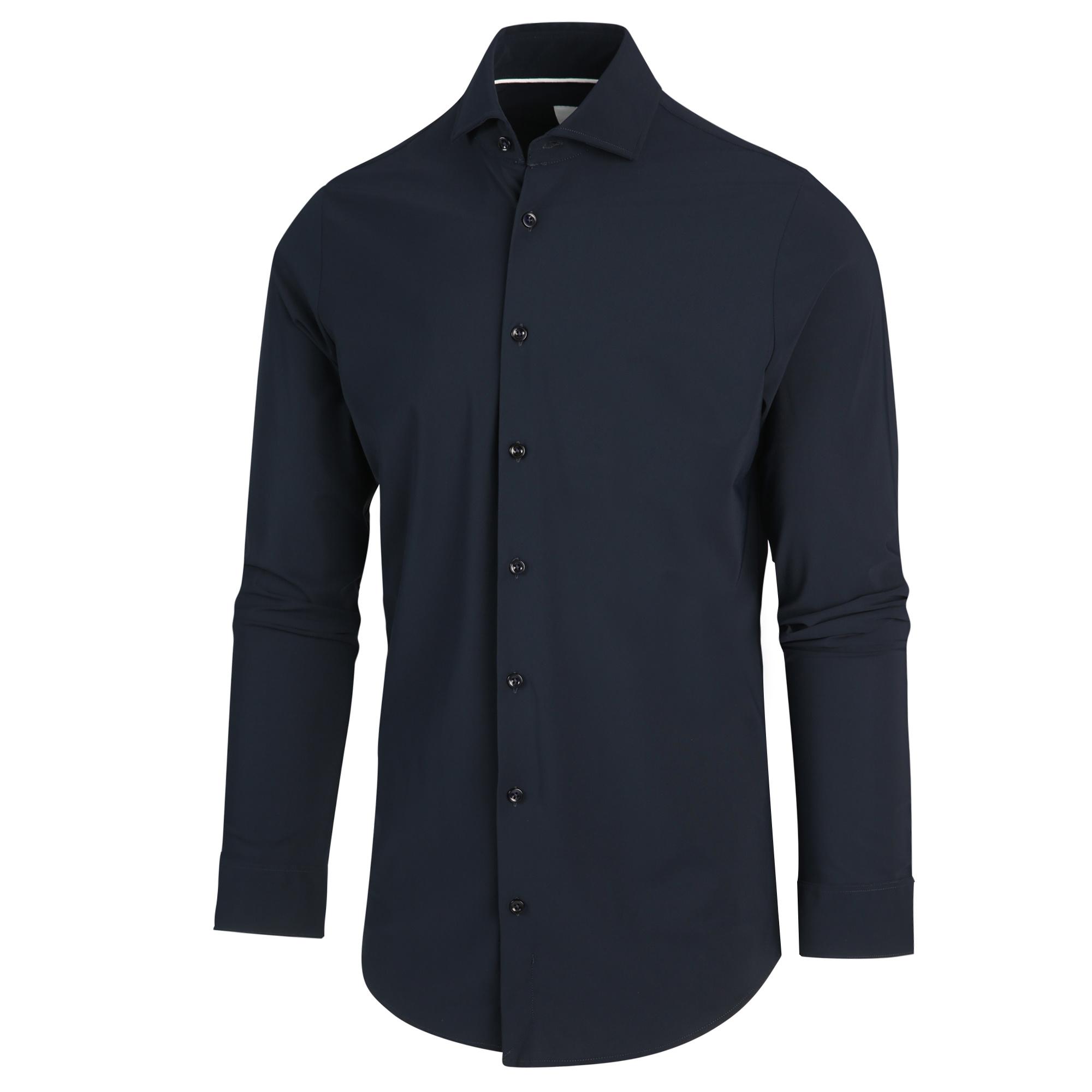 Blue Industry 2191.22 Blue Industry shirt Navy