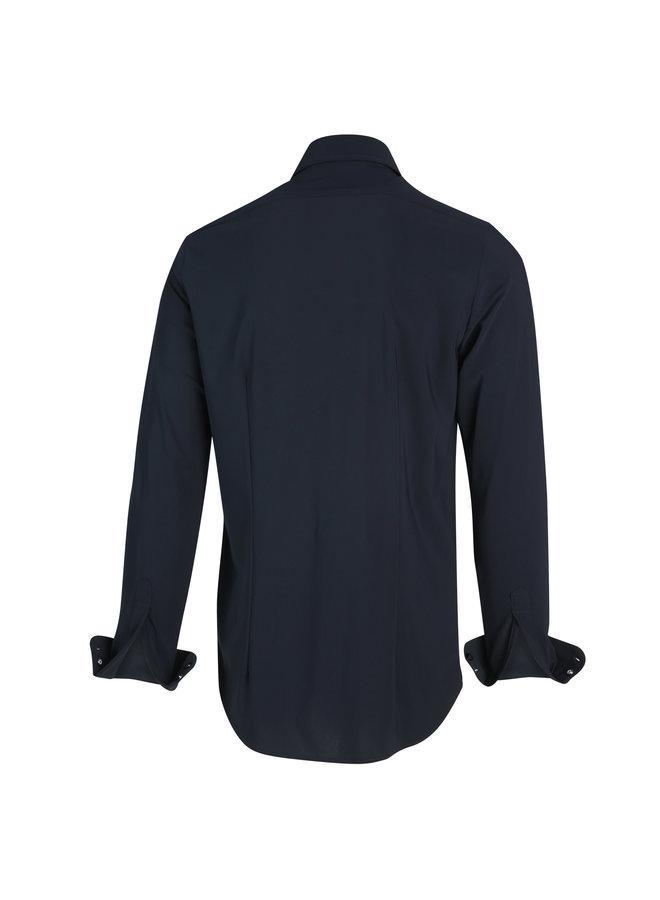 2191.22 Blue Industry shirt Navy
