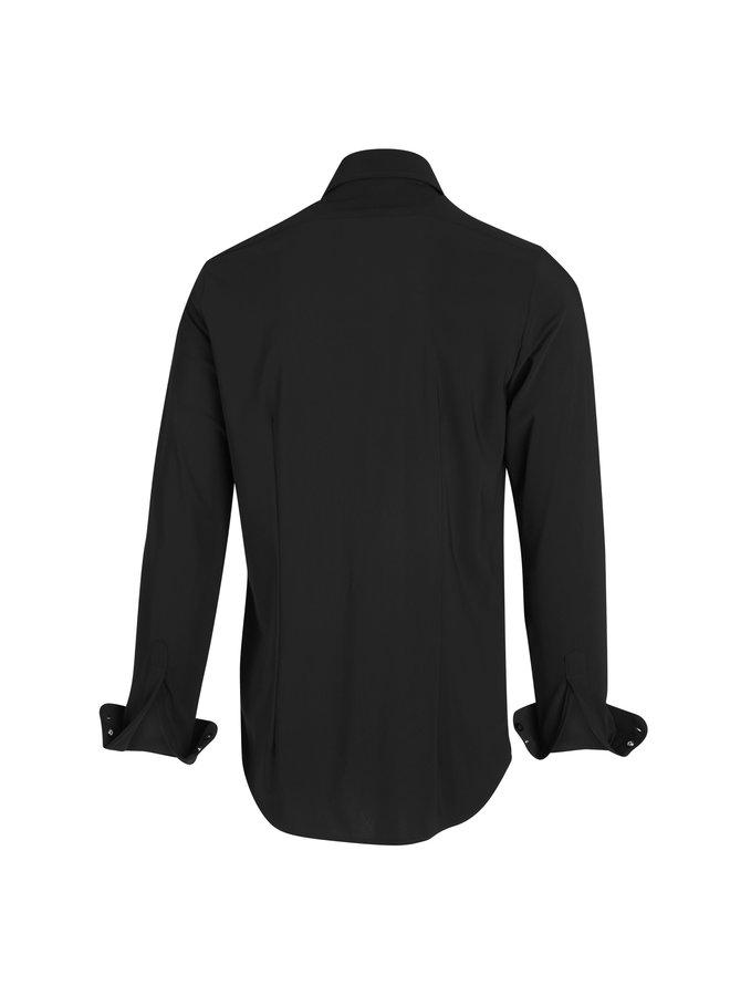 2191.22 Blue Industry shirt Black