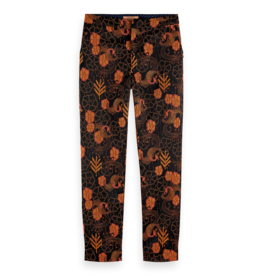 Scotch & Soda 159087 0217 Scotch & Soda 'Lowry' Tailored slim fit pant in jacquard Combo A
