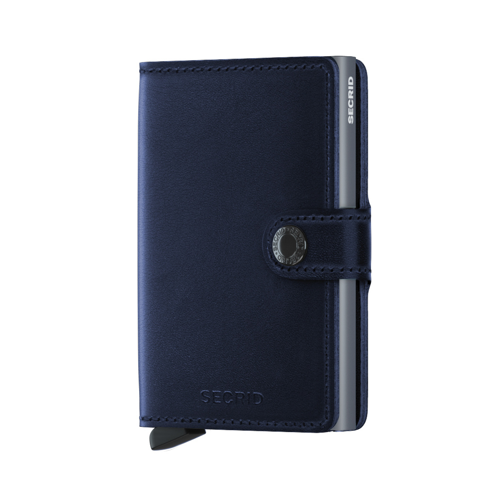 Secrid MNp Secrid Miniwallet Navy Polished