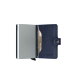 Secrid MVg Secrid Miniwallet Veg navy Silver