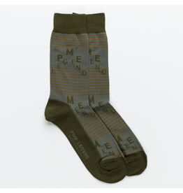 PME Legend PAC207900 6372 PME Legend socks cotton blend Green