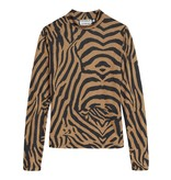 Catwalk Junkie 2102010602 274 Catwalk Junkie Long sleeve EL TIGRE Tabacco Brown