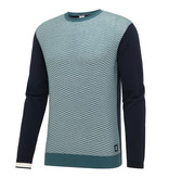 Blue Industry KBIS21-M14  Blue Industry Knitwear OCEAN