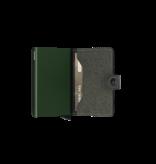 Secrid MTw Secrid Miniwallet Twist Green