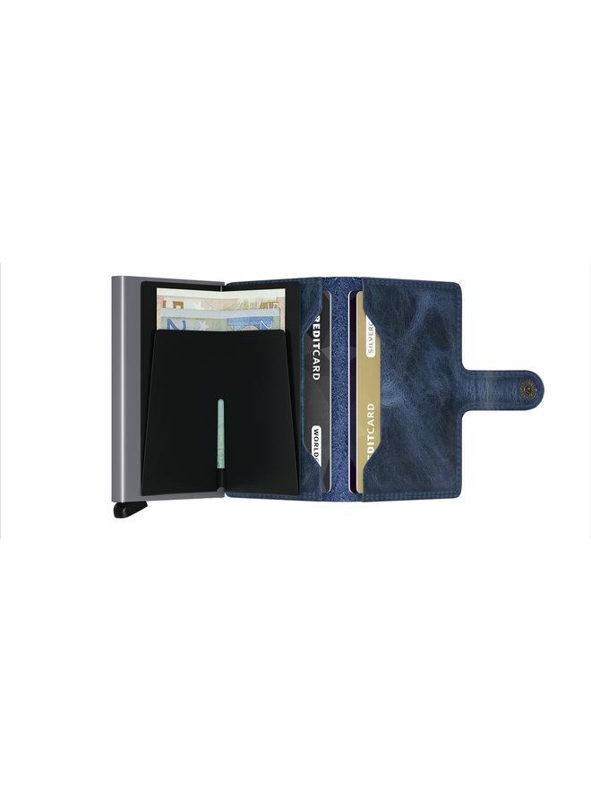 MV Secrid Miniwallet Vintage Blue