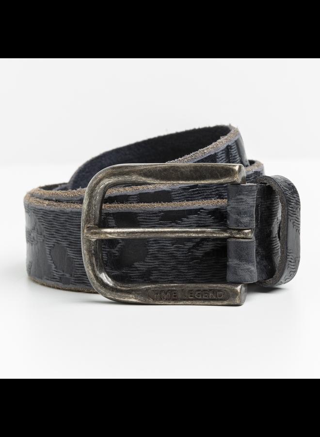 PBE211201 599 PME Legend Belt Italian leather Blue