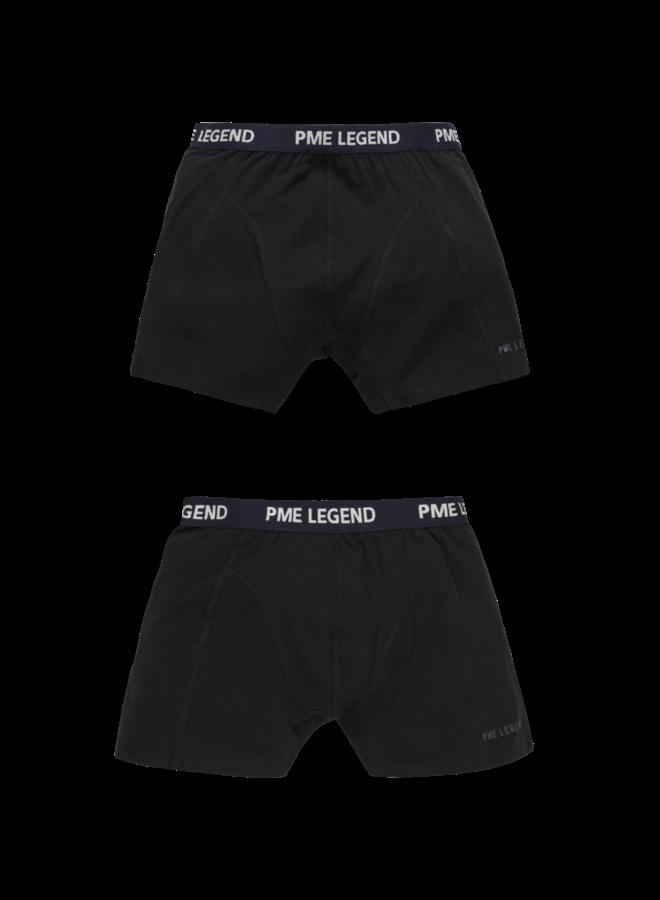 PUW00105 999 PME Legend boxershort cotton elastan Black