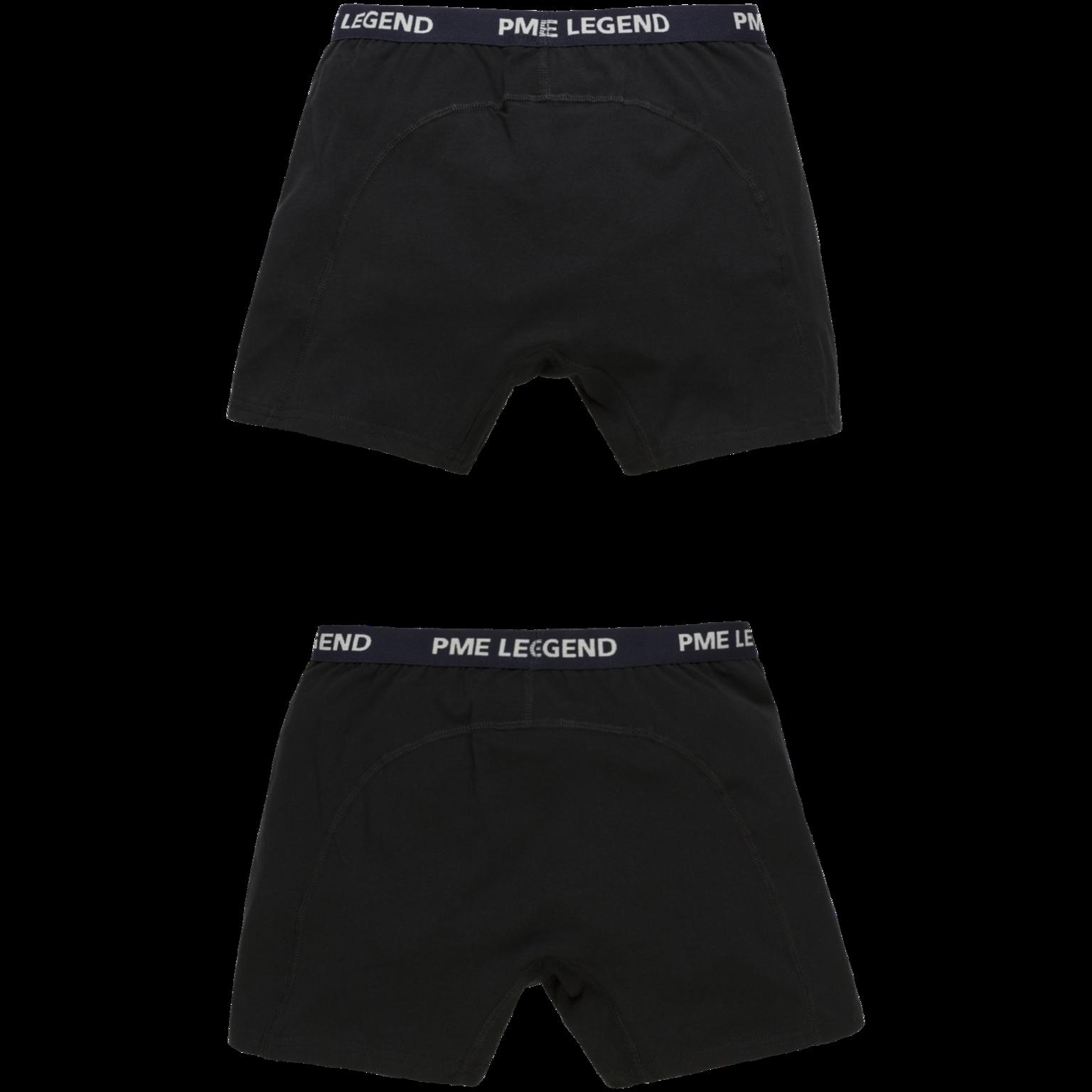 PME Legend PUW00105 999 PME Legend boxershort cotton elastan Black