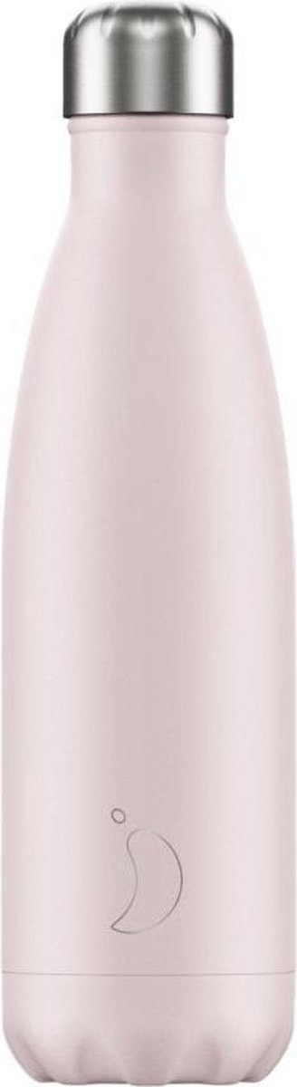 Chilly Chilly Bottle Blush Pink 500ml