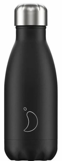 Chilly Chilly Bottle black matte 260ml