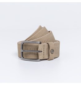 Vanguard VBE211301 7084 Vanguard Belt Italian leather Kaki