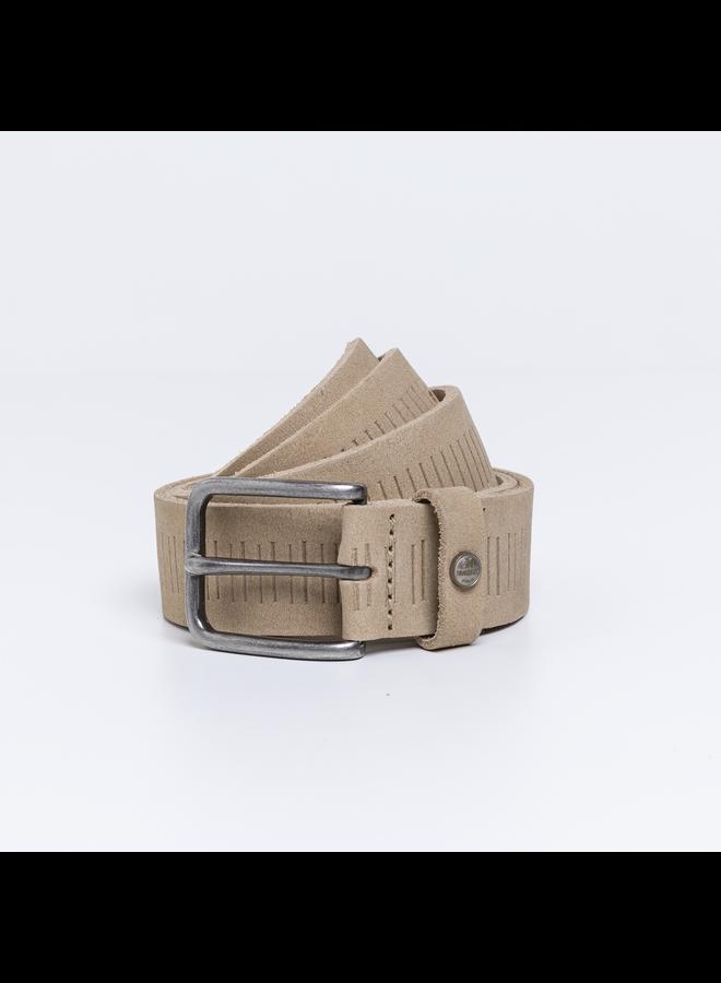 VBE211301 7084 Vanguard Belt Italian leather Kaki
