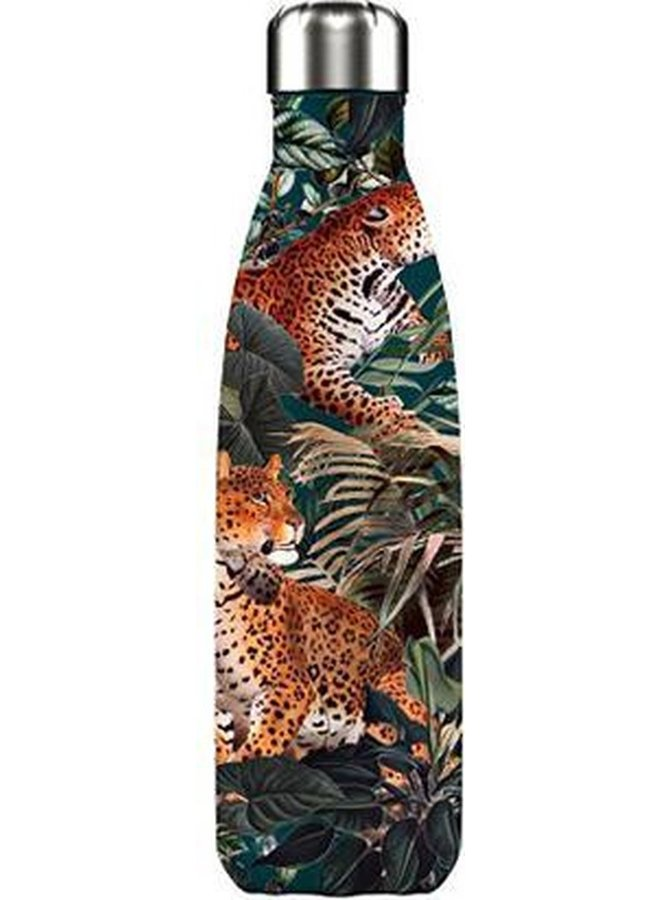 Chilly Bottle tropical Leopard 500ml