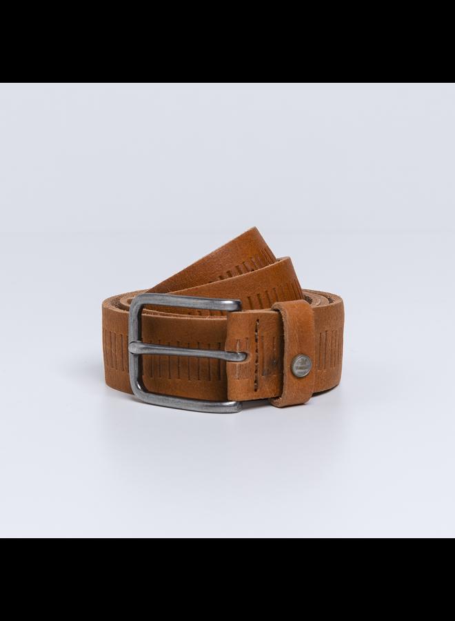 VBE211301 898 Vanguard Belt Italian leather Brown