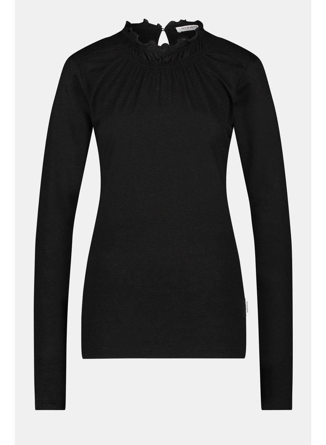 W21F956 90 Penn&Ink t-shirt black