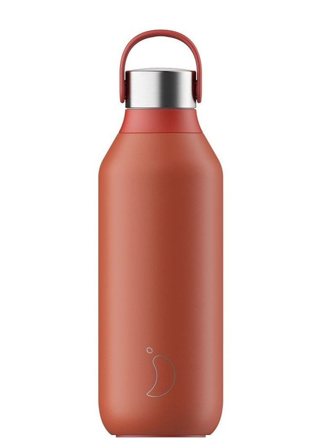Chillys bottle 2.0 Maple Red 500ml