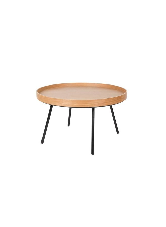 Zuiver Coffee Table Oak Tray