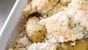 Aardappelen in zoutkorst