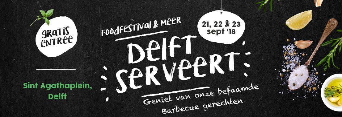 Delft serveert 2018