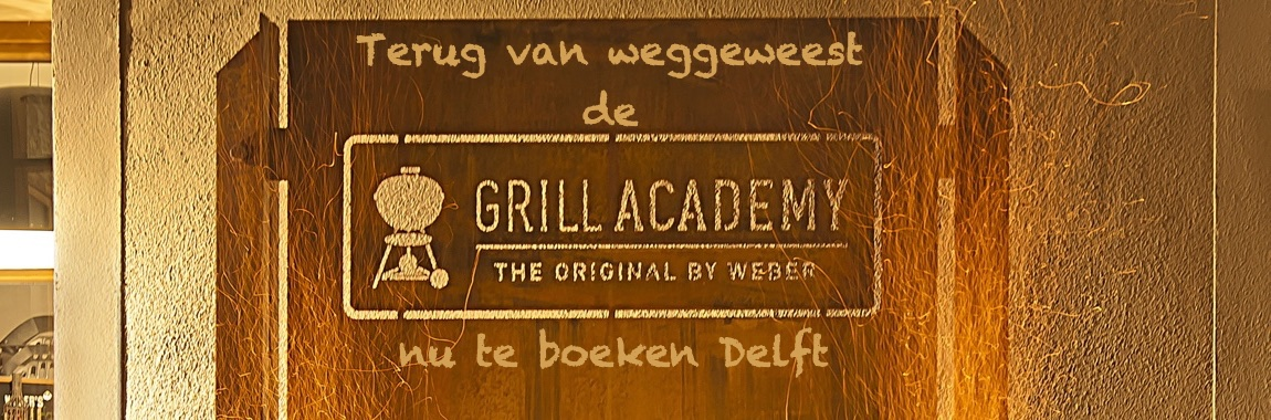 grill-academy Delft