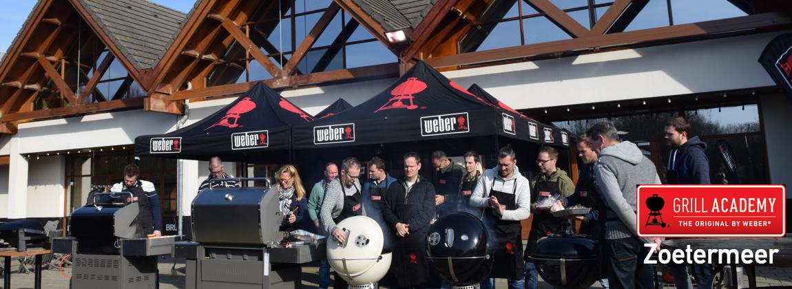 grill academy zoetermeer
