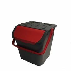 De Bries Malpie - 28 liter - rood