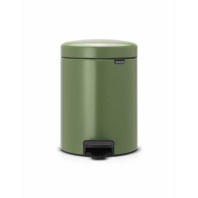 Brabantia Newicon pedaalemmer - 5 liter - moss green