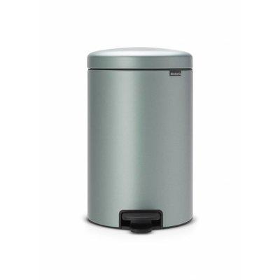 Brabantia Newicon pedaalemmer - 20 liter - metallic mint