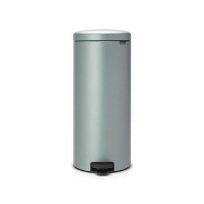 Brabantia Newicon pedaalemmer - 30 liter - metallic mint