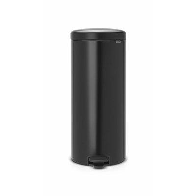 Brabantia Newicon pedaalemmer - 30 liter - matt black