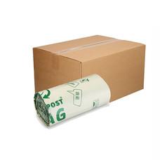 Compostbag vrijstaande inzamelzak 25-30L