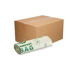 Compostbag vrijstaande inzamelzak tuinafval 80L