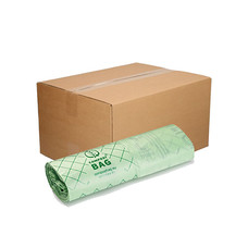 Compostbag containerzak 80L