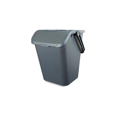 Malpie - 28 liter - grey